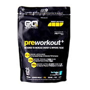 EQ Nutrition Pre Workout+ Blue Raspberry 500g