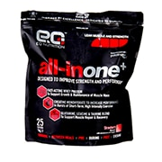 EQ Nutrition All In One+ Strawberry 1kg
