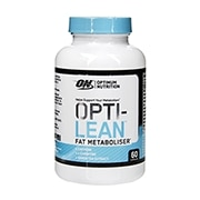 Optimum Nutrition Opti-Lean Fat Metaboliser 60 Capsules