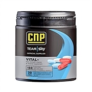 CNP Professional Elite Vital + Natural 150 Capsules
