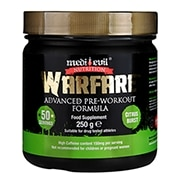 Medi-Evil Warfare Pre-Workout Citrus Blast 250g