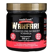Medi-Evil Warfare Pre-Workout Watermelon Crush 250g