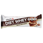 PhD Diet Whey Bar Triple Chocolate Cookie 65g