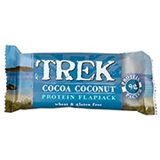 Trek Cocoa Coconut Protein Flapjack 50g