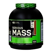 Optimum Nutrition Serious Mass Chocolate Peanut Powder 2730g