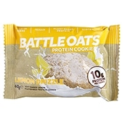 Battle Oats Lemon Drizzle Cookie 60g