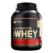 Optimum Nutrition Gold Standard 100% Whey Powder Vanilla Ice Cream 2260g
