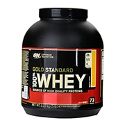 Optimum Nutrition Gold Standard 100% Whey Powder Banana Cream 2260g
