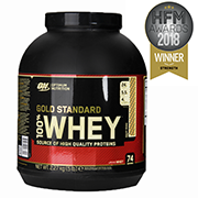 Optimum Nutrition Gold Standard 100% Whey Powder Rocky Road 2260g