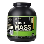 Optimum Nutrition Serious Mass Banana 2727g Powder