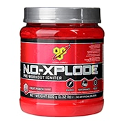 BSN N.O.-Xplode Powder Fruit Punch 600g