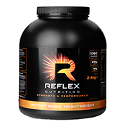 Reflex Instant Mass Heavyweight Chocolate 2400g Powder