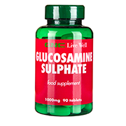 GNC Glucosamine Sulphate 1000mg 90 Tablets