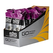 SIS Go Isotonic Gel Blackcurrant 30 x 60ml Sachets