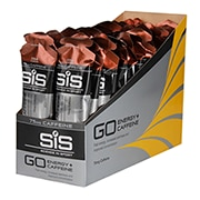 SIS Go Plus Caffeine Energy Gel Cola 30 x 60ml