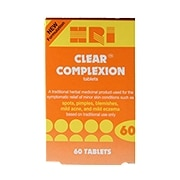 HRI Clear Complexion 60 Tablets