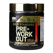Optimum Nutrition Gold Standard Pre-Workout Powder Fruit Punch 330g