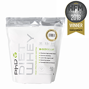 PhD Diet Whey Cookies & Cream 1000g