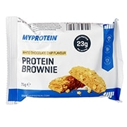 Myprotein Brownie White Chocolate Chip 75g