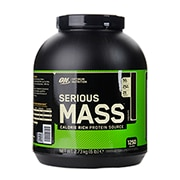 Optimum Nutrition Serious Mass Chocolate 2700g Powder