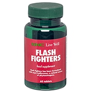 GNC Flash Fighters 60 Tablets