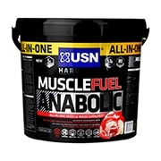 USN Muscle Fuel Anabolic Strawberry 4000g Powder
