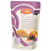 Linwoods Milled Flaxseed Sunflower Pumpkin Sesame Seeds & Goji Berries 425g