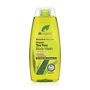 Dr Organic Tea Tree Body Wash 250ml
