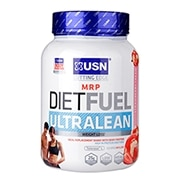 USN Diet Fuel Powder Strawberry 1kg