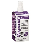BetterYou Magnesium Oil Goodnight Spray 100ml
