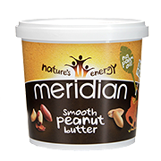 Meridian Natural Smooth Peanut Butter 1kg