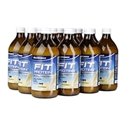 Multipower Fit Protein Vanilla 12 x 500ml