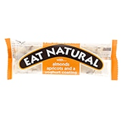 Eat Natural Almond & Apricot with a Yoghurt Coating 50g