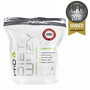 PhD Diet Whey Powder Chocolate Orange 1000g
