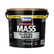 USN Hyperbolic Mass Chocolate 6000g Powder