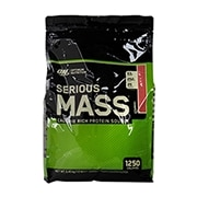 Optimum Nutrition Serious Mass Strawberry 5400g Powder
