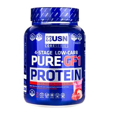 USN Pure Protein Strawberry | gnc.co.uk