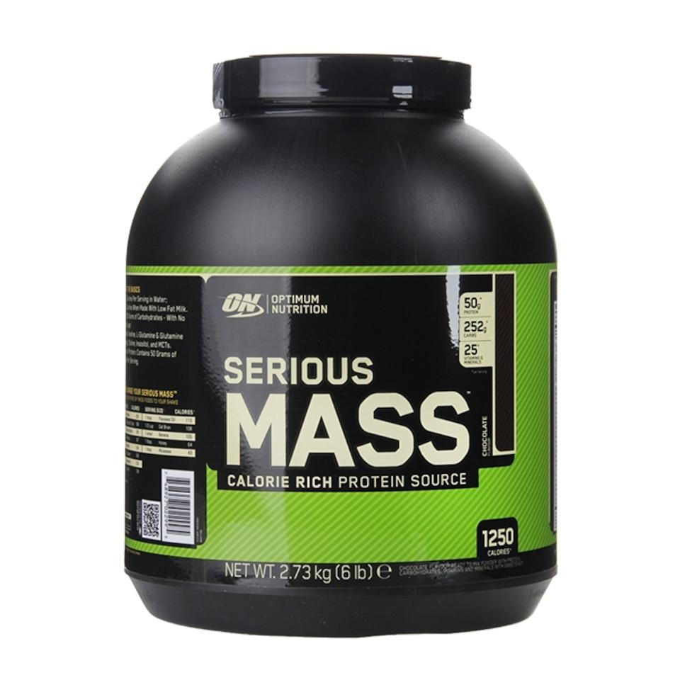 Optimum Nutrition Serious Mass Chocolate 2700g Powder