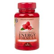 Holland Barrett Raspberry Ketones Energy Formula 120 Capsules