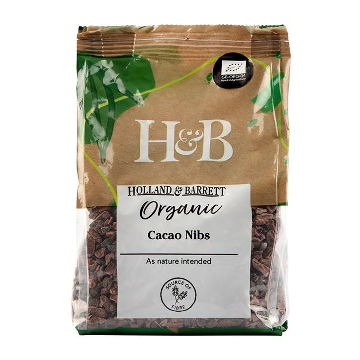 Holland & Barrett Organic Cacao Nibs 250g