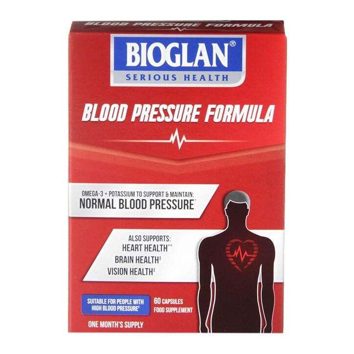 Bioglan Blood Pressure Formula 60 Capsules