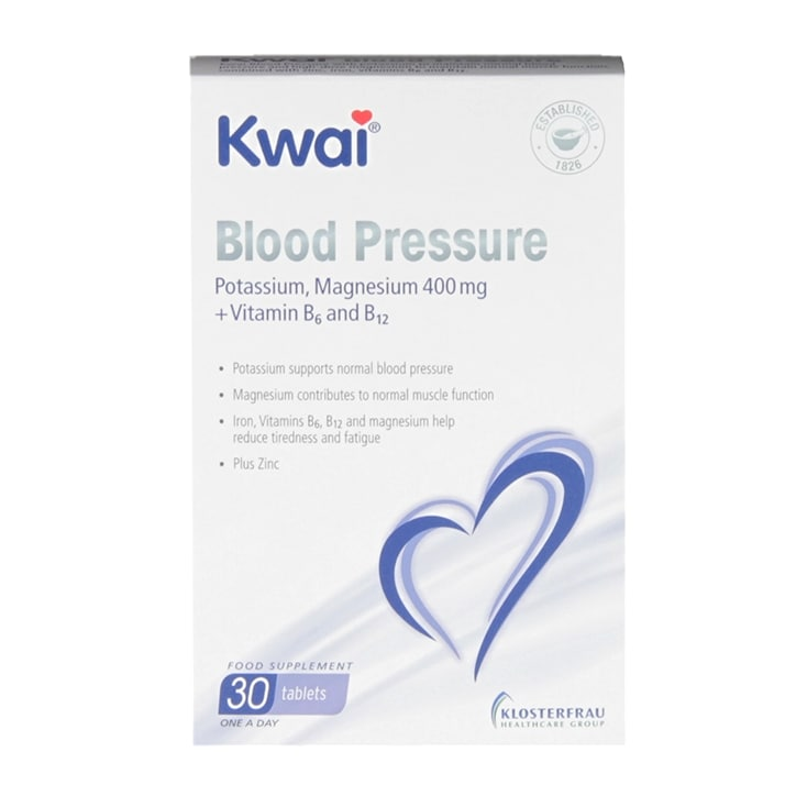 Kwai Blood Pressure 30 Tablets