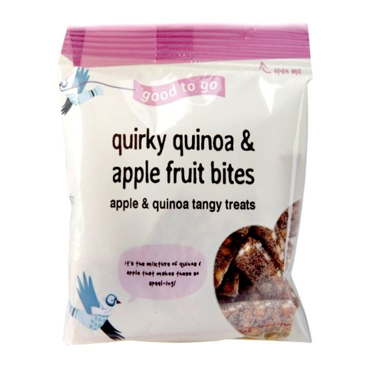 Holland & Barrett Quinoa & Apple Fruit Bites 40g