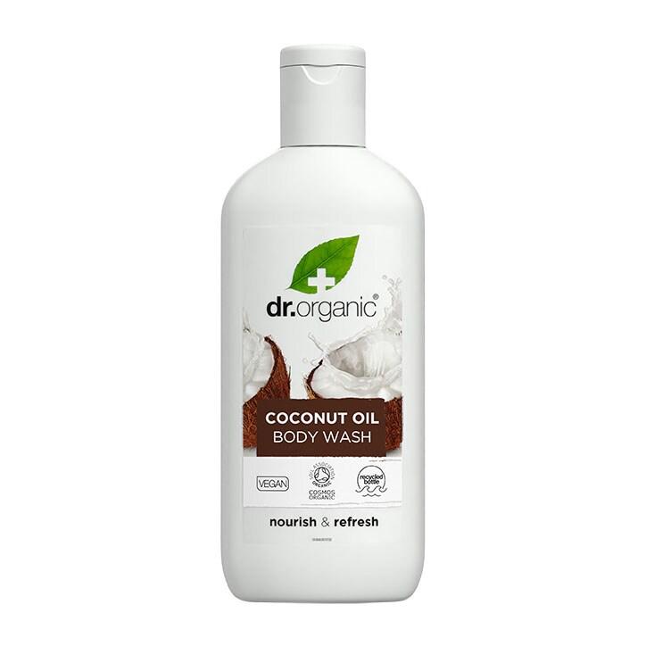 Dr Organic Organic Virgin Coconut Oil Body Wash 250ml