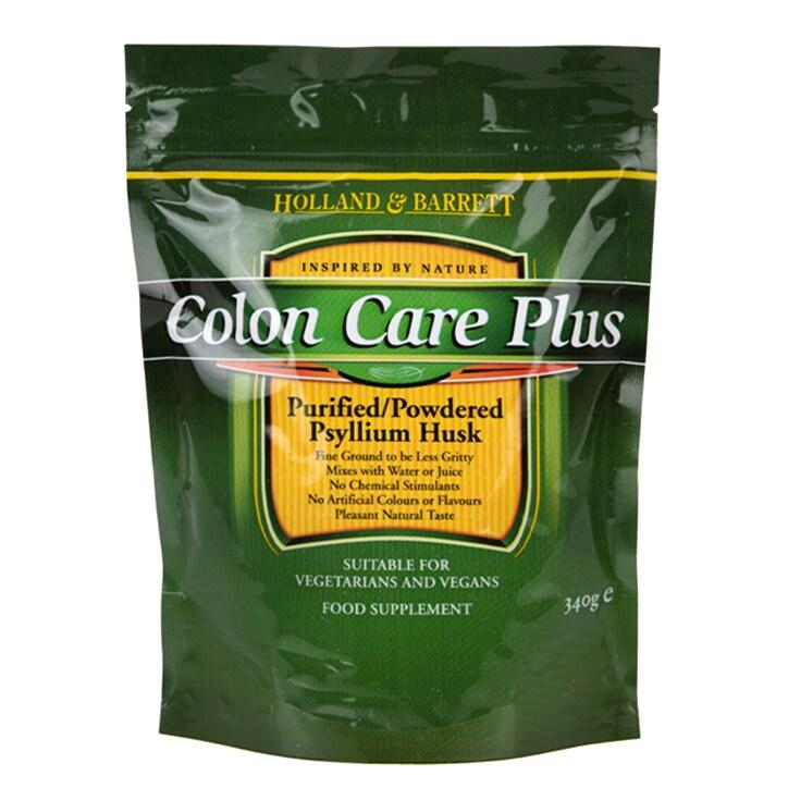 Holland & Barrett Colon Care Plus Powder 340g