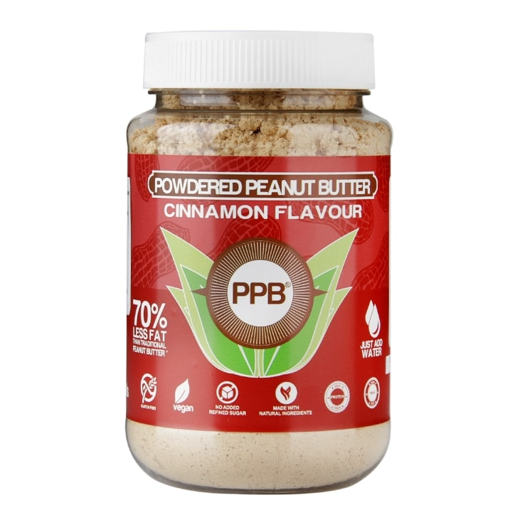 PPB Powdered Peanut Butter Cinnamon 180g