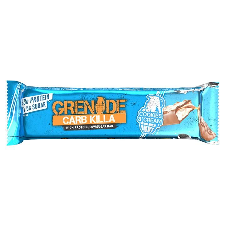 Grenade Carb Killa Cookies & Cream 60g