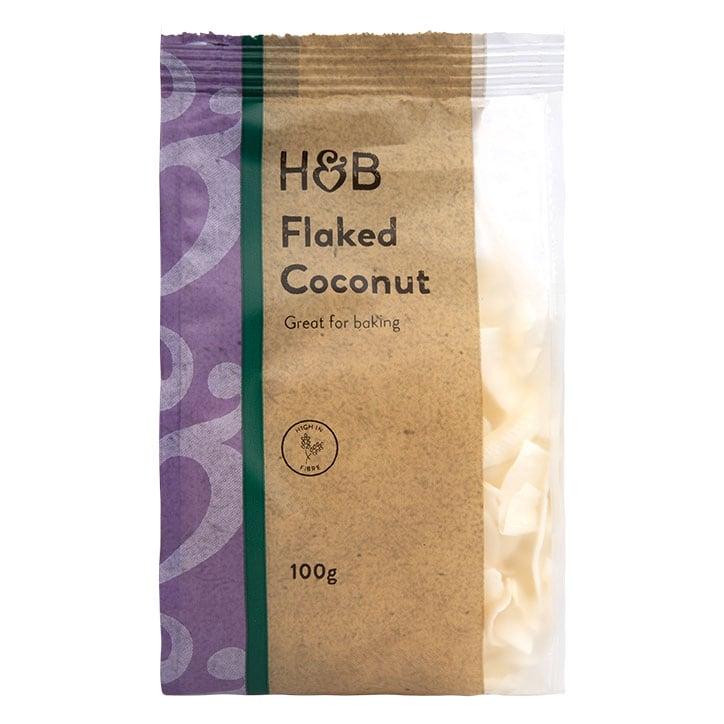 Holland & Barrett Coconut Flakes 100g