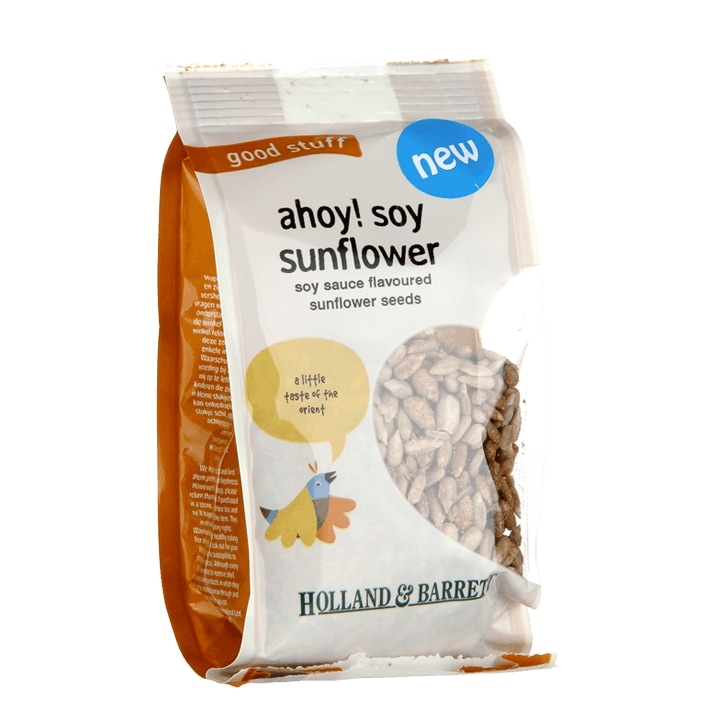 Holland & Barrett Soy Sauce Sunflower Seeds 100g