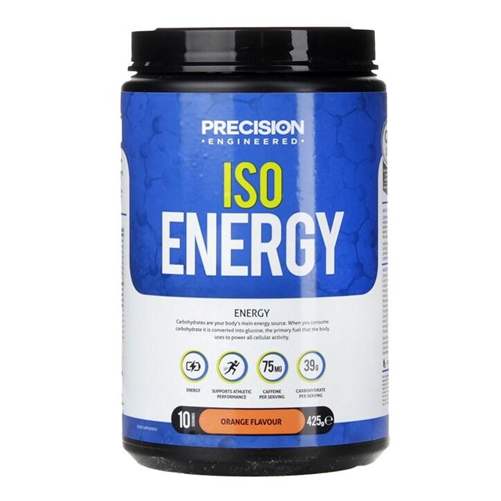 Precision Engineered Iso Energy Powder Orange 425g
